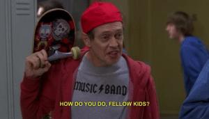 Steve Buscemi Kids Cool Acting