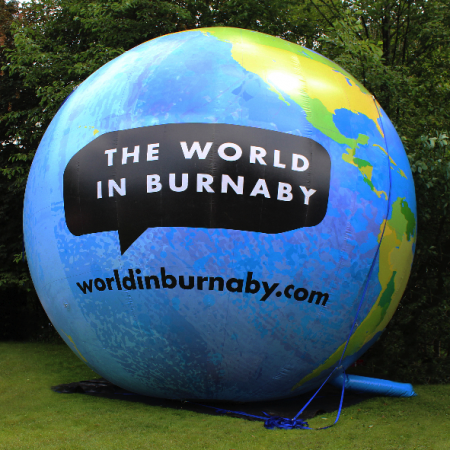 World in Burnaby