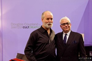 The Launch of Douglas Coupland for SwitzerCultCreative