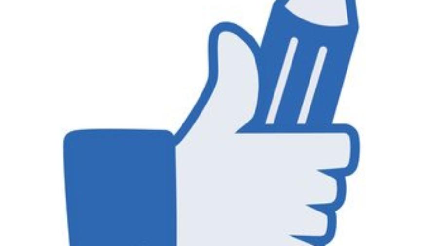 Facebook-Like-Pencil