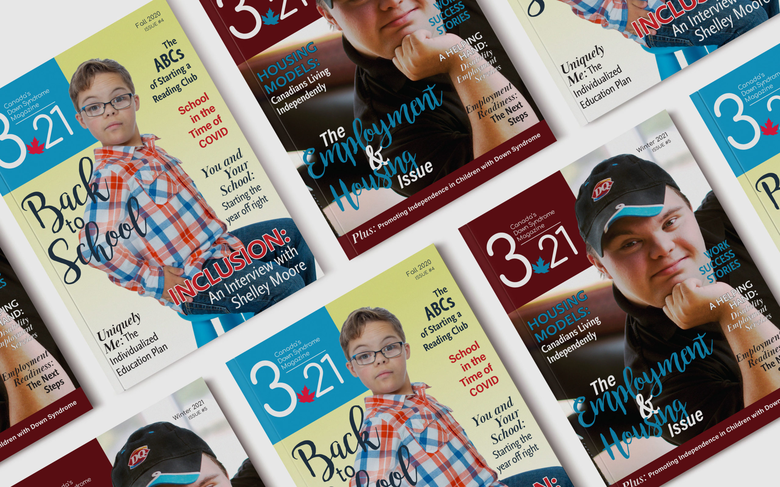 How Magazine Design for the Down Syndrome Resource Foundation is Transforming the Lives of Canadians from Coast to Coast